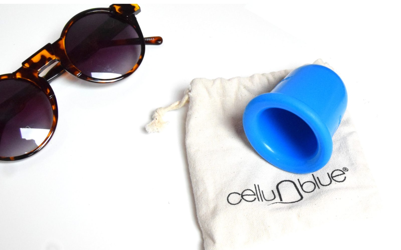 Cellulite cellublue anti-cellulite ventouse